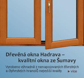 Eurookna Hadrava - výrobní prostory