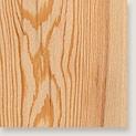 Eurookna ze modřínového dřeva.
